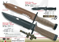 hunting knives  OPLITA SPARTAN KNIVES MILITARY