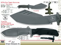hunting knives  SFT3 SURVIVAL KNIVES