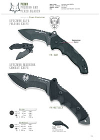 tactical knives military SPECWOG KNIVES MILITARY