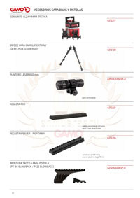 GAMO WEAPON ACCESSORIES