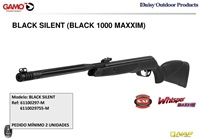 airsoft pistolas co2 BLACK SILENT