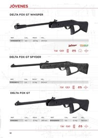 arms air rifles CARBINES DELTA FOX
