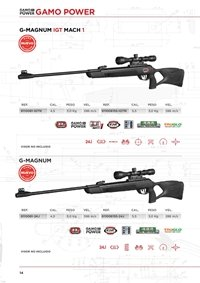 GAMO CARBINES GAMO POWER