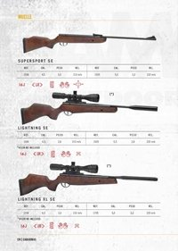 arms air rifles CARBINE