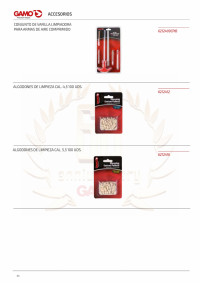 armas accesorios CLEANING KITS