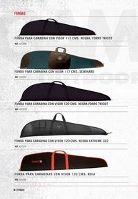 GAMO RIFLE COVERS 2
