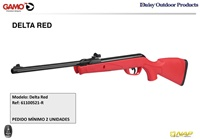 airsoft  GAMO DELTA RED