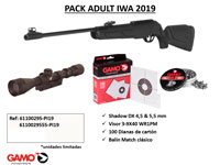 arms air rifles PACK ADULT IWA