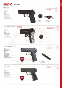 GAMO CO2 GUNS