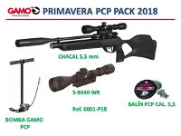 SPRING PCP PACK 2018