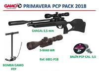 GAMO SPRING PCP PACK 2018