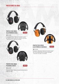airsoft accessories EAR PROTECTORS