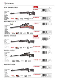 GAMO REPLAY MAXXIM ELITE IGT AND GRIZZLY