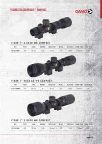 GAMO TELESCOPIC VIEWFINDERS