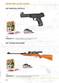 GERBER SURVIVAL PISTOLA Y YOUNG EXPLORER