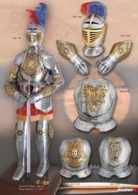 GLADIUS ARMADURAS S XVI 2
