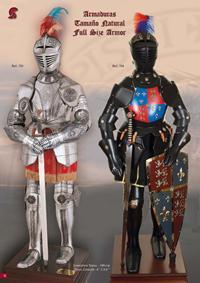 GLADIUS ARMADURAS S XVI 3