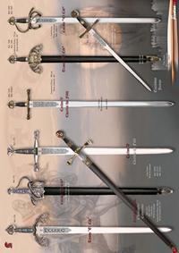 GLADIUS SWORDS CID CARLOS V CRISTOBAL COLON
