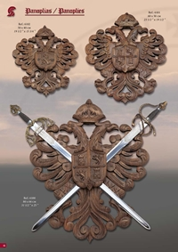 GLADIUS MEDIEVAL DECORATION 2