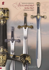 swords ALEJANDRO MAGNO SWORDS