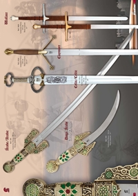 GLADIUS ARAB AND CELTIC SWORDS