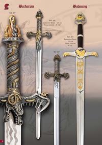 GLADIUS SWORDS BARBARIAN BALMUNG