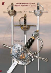 GLADIUS BOWL SPANISH SWORDS