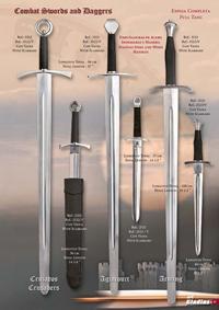 GLADIUS SWORDS DAGGERS COMBAT 2