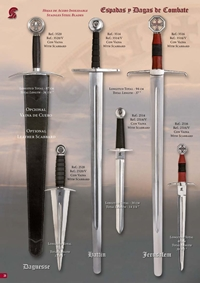 GLADIUS SWORDS DAGGERS COMBAT
