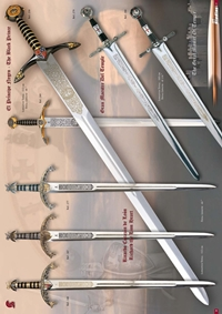 GLADIUS RICHARD THE LION HEART SWORDS