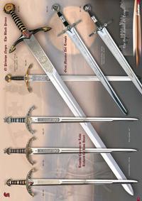 GLADIUS RICHARD THE LION HEART SWORDS