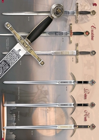 GLADIUS EXCALIBUR AND ROBIN HOOD
