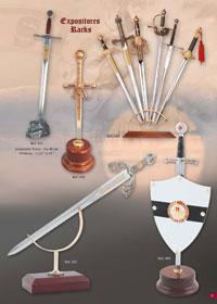 GLADIUS MINI SWORDS EXHIBITORS