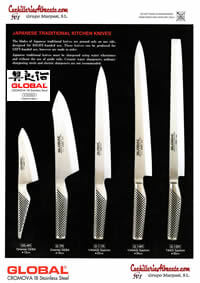 professional knives cook JAPANESE TRADITIONAL KITCHEN KNIVES