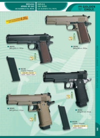 airsoft pistolas gas REPLICAS DE ARMAS