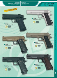 armes pistolets a air REPLIQUE DE PISTOLET