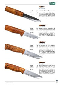 hunting knives  HELLE NORDIC KNIVES