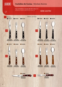 kitchen utensils table cutlery GASTRO SERIES CUTLERY