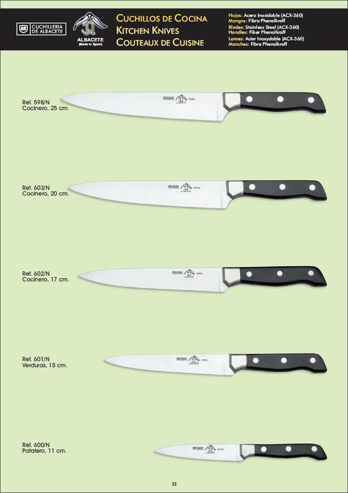 Menaje cocina cuchillos cocina cuchillos cocina 5 jj for Cuchillos cocina