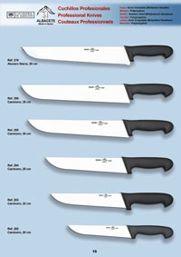 professional knives  PROFESSIONAL KNIVES