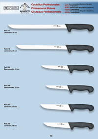 PROFESSIONAL KNIVES