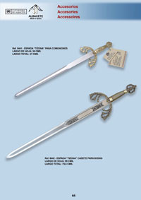 SWORDS FOR COMMUNIONS AND WEDDINGS