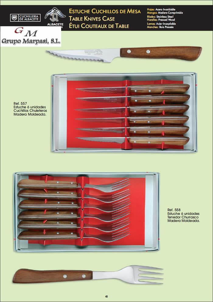 Utensili da cucina coltelli da cucina estuche mesa 1 for Ingrosso utensili da cucina