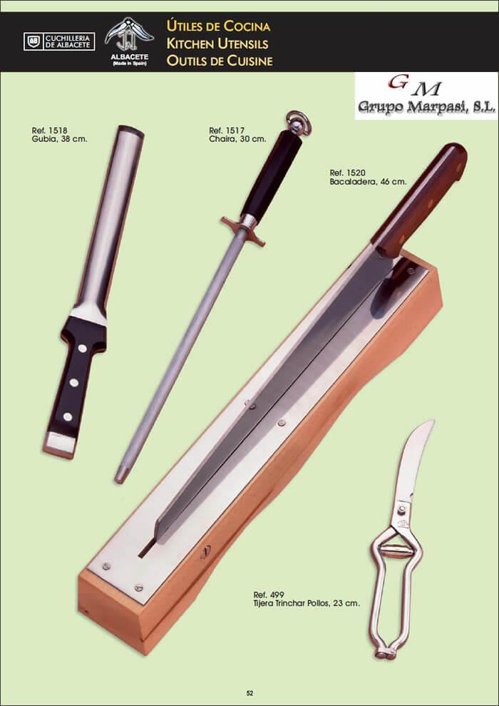 Menaje cocina utensilios cocina utensilios cocina 1 jj for Cuchilleria profesional cocina