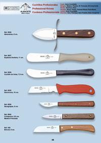 Menaje cocina utensilios cocina cuchilleria albacete for Plano de cocina profesional
