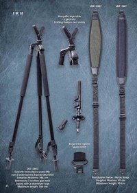 JKR RIFLE HOLDER AND TELESCOPIC STANDS