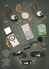 JKR COMPASSES AND SURVIVAL BRACELETS