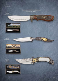 swords  DECORATED KNIVES