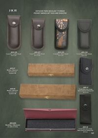 JKR CASES AND BOXEN