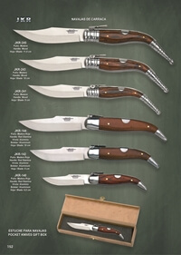 JKR FOLDING KNIVES CLASSICAL